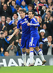 Chelsea's Pedro celebrates scoring his sides second goal<br /> <br /> Barclays Premier League- Chelsea vs Sunderland - Stamford Bridge - England - 19th December 2015 - Picture David Klein/Sportimage