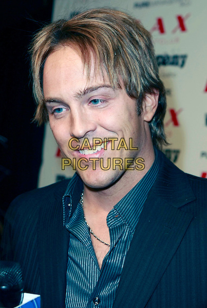 LARRY BIRKHEAD.Paris Hilton and Nicky Hilton host LAX Nightclub's New Year's Eve Bash held at the LUXOR Hotel and Casino Las Vegas, Las Vegas, Nevada, USA, 31 December, 2007..portrait headshot .CAP/ADM/MJT.©MJT/AdMedia/Capital Pictures.
