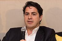 SAO PAULO, SP, 06.08.2018 - COLETIVA DE IMPRENSA - <br /> Eduardo Simon. CEO da DPZ&amp;T lan&ccedil;a a Promo&ccedil;&atilde;o &quot;Girou, Ligou Ganhou&quot; da marca Renault em conjunto com o Mc Donalds na manh&atilde; desta segunda-feira, 06 do Hotel Thivoli Monfarrej, na regi&atilde;o dos Jardins, em S&atilde;o Paulo . (Foto: Ci&ccedil;a Neder/Brazil Photo Press)