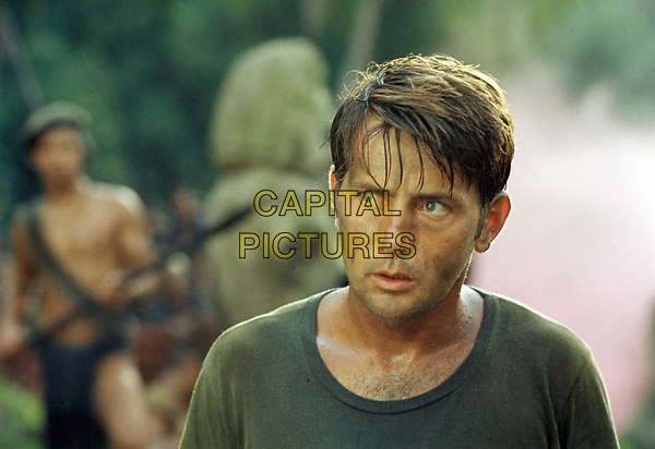 Apocalypse Now (1979)<br /> Martin Sheen<br /> *Filmstill - Editorial Use Only*<br /> CAP/KFS<br /> Image supplied by Capital Pictures