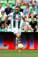 GRONINGEN - Voetbal, FC Groningen - Werder Bremen, voorbereiding seizoen 2018-2019, 29-07-2018, FC Groningen speler Mimoun Mahi