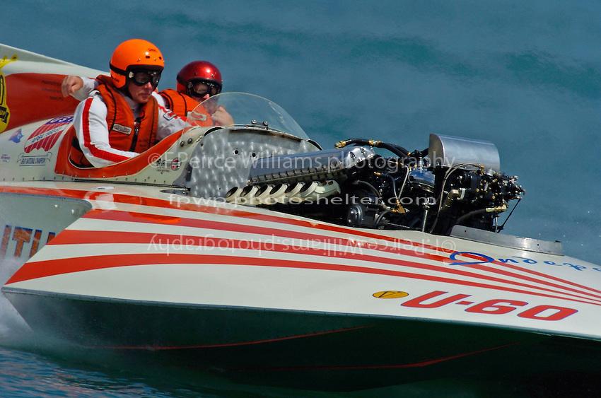 "U-60 ""Miss Century 21"" (1959 Rolls-Royce powered Ted Jones hull)"