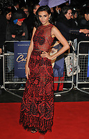 """Aiysha Hart at the """"Colette"""" BFI Patron's film gala, 62nd BFI London Film Festival 2018, Cineworld Leicester Square, Leicester Square, London, England, UK, on Thursday 11 October 2018.<br /> CAP/CAN<br /> ©CAN/Capital Pictures /MediaPunch ***NORTH AND SOUTH AMERICAS ONLY***"""