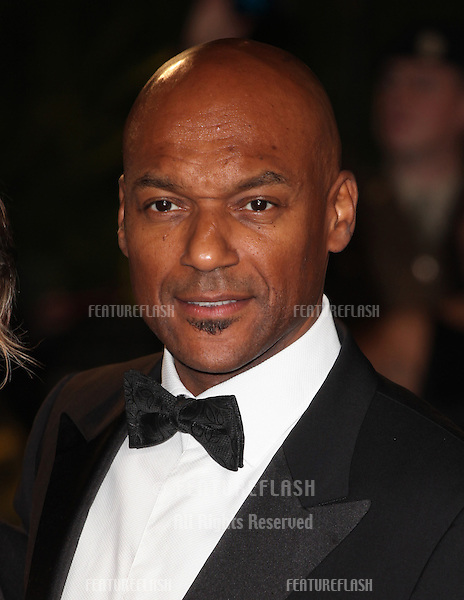 Colin Salmon arriving for the Royal World Premiere of 'Skyfall' at Royal Albert Hall, London. 23/10/2012 Picture by: Alexandra Glen / Featureflash