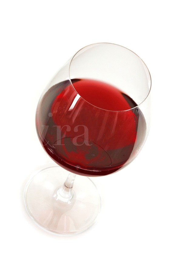Glass of Red Win