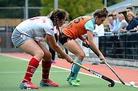 HAREN - Hockey, Toernooi GHHC Harener Holt, GHHC - Club an der Alster, voorbereiding seizoen 2017-2018, 03-09-2017,  GHHC speelster  Poolse aanwinst Amelia Katerna