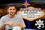 2015 WSOP Event #20: $1,500 No-Limit Hold'em