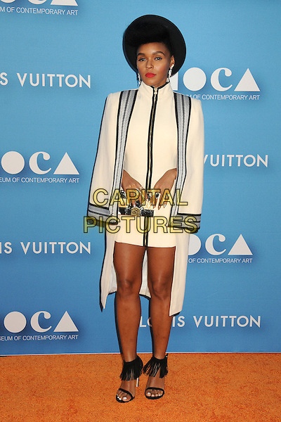 30 May 2015 - Los Angeles, California - Janelle Monae. MOCA Gala 2015 held at The Geffen Contemporary at MOCA. <br /> CAP/ADM/BP<br /> &copy;BP/ADM/Capital Pictures