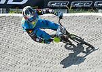 2018-07-08 / BMX / BK BMX Dessel / Ruben Gommers leidt in de finale en wordt Belgisch Kampioen bij de mannen Elite