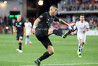 Washington, D.C. - Tuesday April 09, 2019: D.C. United and the Montreal Impact played to a 0-0 tie in a MLS match at Audi Field.