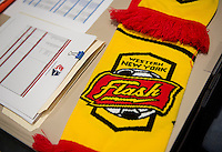Western New York Flash. The NWSL draft was held at the Pennsylvania Convention Center in Philadelphia, PA, on January 17, 2014.
