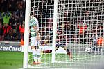 UEFA Champions League 2013/2014.<br /> FC Barcelona vs Celtic FC: 6-1 - Game: 6.<br /> 5-0: Neymar.