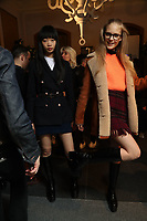 Paul &amp; Joe RTW Fall 2018<br /> AW 18, Fall 2018<br /> Paris Fashion Week,  Paris, France in March 2018.<br /> CAP/GOL<br /> &copy;GOL/Capital Pictures