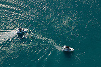 Aerial view of Chemical Valley for Fred Oliver of Kelgor. Pilot Jason Brent of Huron Flight Centre.Boating on the St. Clair River