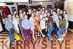 Fiona Savage Gaudino, Fenit, celebrates her 40th Birthday with family and friends at Benners Hotel on Saturday