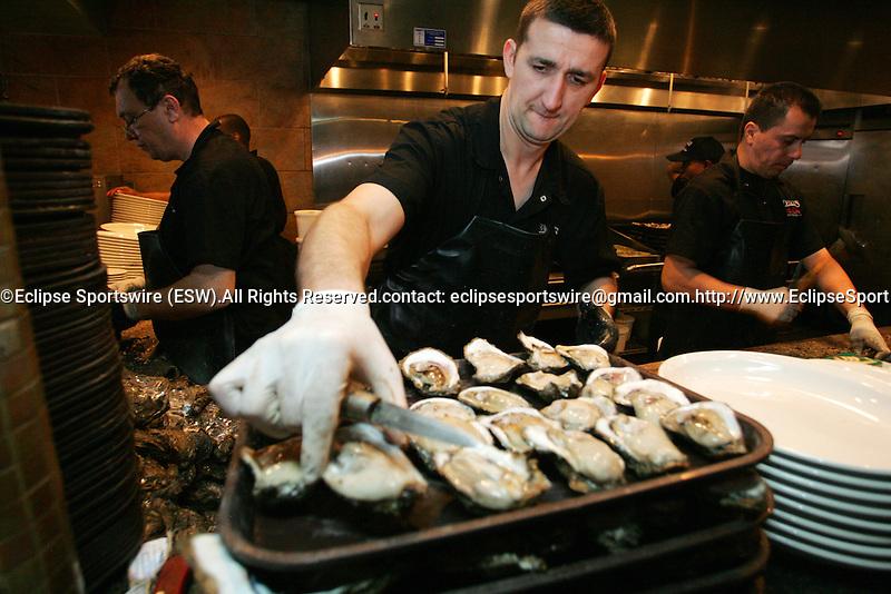 New Orleans, La:  Dragos restaurant.