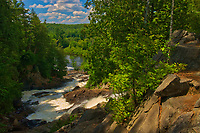 Oxtongue River, Oxtongue River Provincial Park, Ontario, Canada