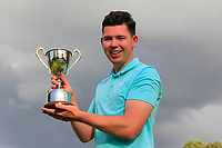 Peter McKeever (Castle) winner of the Connacht Stroke Play Championship 2019 at Portumna Golf Club, Portumna, Co. Galway, Ireland. 09/06/19<br /> <br /> Picture: Thos Caffrey / Golffile<br /> <br /> All photos usage must carry mandatory copyright credit (© Golffile | Thos Caffrey)