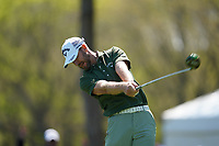 Brendan Jones (AUS) on the 12th tee during the 1st round at the PGA Championship 2019, Beth Page Black, New York, USA. 16/05/2019.<br /> Picture Fran Caffrey / Golffile.ie<br /> <br /> All photo usage must carry mandatory copyright credit (© Golffile | Fran Caffrey)