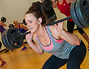 Grit Strength :  Les Mills Launch Falkirk Community Trust Circuit Fitness.