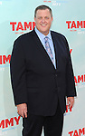 Billy Gardell arriving to the premiere of Tammy held at the TCL Chinese Theatre in  Los Angeles, CA. June 30, 2014.