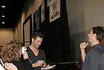 Daniel Goddard & Michael Muhney at the Soapstar Spectacular starring actors from OLTL, Y&R, B&B and ex ATWT & GL on November 20, 2010 at the Myrtle Beach Convention Center, Myrtle Beach, South Carolina. (Photo by Sue Coflin/Max Photos)