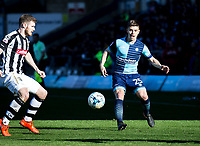 Dominic Gape of Wycombe Wanderers during the Sky Bet League 2 match between Wycombe Wanderers and Notts County at Adams Park, High Wycombe, England on the 25th March 2017. Photo by Liam McAvoy.