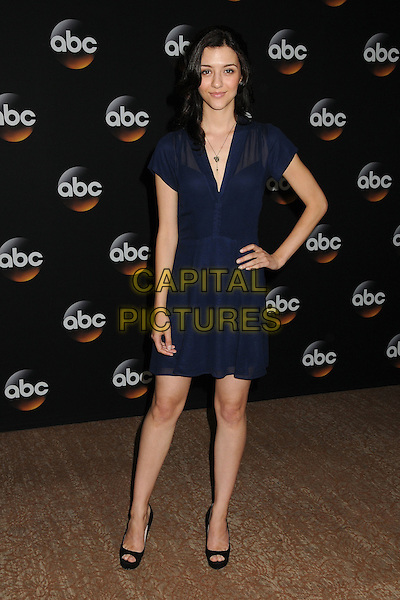 15 July 2014 - Beverly Hills, California - Katie Findlay. Disney/ABC Television Group Summer Press Tour 2014 held at the Beverly Hilton Hotel. <br /> CAP/ADM/BP<br /> &copy;Byron Purvis/AdMedia/Capital Pictures