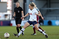 Anna Filbey of Tottenham Hotspur women during Tottenham Hotspur Women vs West Ham United Women, Barclays FA Women's Super League Football at the Hive Stadium on 12th January 2020