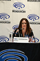Joette Nichole Orman at Wondercon in Anaheim Ca. March 31, 2019