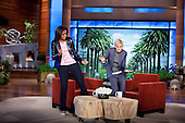 "First Lady Michelle Obama and Ellen DeGeneres dance during a taping of The Ellen DeGeneres Show marking the second anniversary of the ""Lets Move!"" initiative, in Burbank, California, February 1, 2012..Mandatory Credit: Chuck Kennedy - White House via CNP"