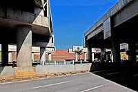 Arujá (SP), 11/07/2019 - Cidades / Obras / Rodoanel - Vista do canteiro de obras do Rodoanel que estão paralisadas no trecho norte na cidade de Arujá nesta quinta-feira, 11. (Foto: Fernando Nascimento/Brazil Photo Press)