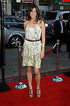 """HOLLYWOOD, CA. - June 02: Actress Natalie Fay arrives at the Los Angeles premiere of """"The Hangover"""" at Grauman's Chinese Theatre on June 2, 2009 in Hollywood, California."""
