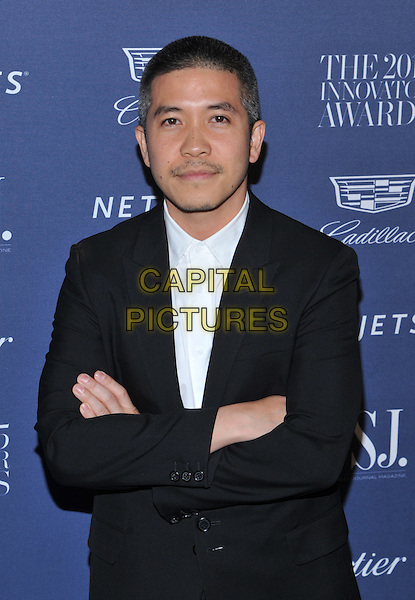New York,NY-November 4: Thakoon Panichgul attend the WSJ. Magazine 2015 Innovator Awards at the Museum of Modern Art on November 4, 2015 in New York City. <br /> CAP/MPI/STV<br /> &copy;STV/MPI/Capital Pictures