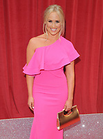 Amy Walsh at the British Soap Awards 2018, Hackney Town Hall, Mare Street, London, England, UK, on Saturday 02 June 2018.<br /> CAP/CAN<br /> &copy;CAN/Capital Pictures