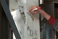 - EUCENTRE - European Centre for Earthquake Engineering, control of the damages produced on a structure in reinforced concrete....- EUCENTRE, Centro Europeo per l'Ingegneria Antisismica, controllo dei danni prodotti su una struttura in cemento armato........