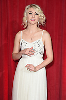 Ashley Sanina Davies at The British Soap Awards at The Lowry in Manchester, UK. <br /> 03 June  2017<br /> Picture: Steve Vas/Featureflash/SilverHub 0208 004 5359 sales@silverhubmedia.com