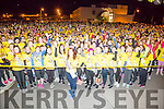 2015 Kerry Rose, Julett Culloty Start  the Darkness Into Light Tralee at CBS the Green on Saturday
