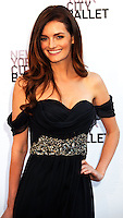 NEW YORK CITY, NY, USA - SEPTEMBER 23: Lydia Hearst arrives at the New York City Ballet 2014 Fall Gala held at the David H. Koch Theatre at Lincoln Center on September 23, 2014 in New York City, New York, United States. (Photo by Celebrity Monitor)