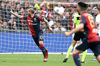 Stefano Sturaro of Genoa celebrates after scoring first goal for his side during the Serie A 2018/2019 football match between Genoa CFC and Juventus FC at stadio Luigi Ferraris, Genova, March 17, 2019 <br /> Photo Andrea Staccioli / Insidefoto