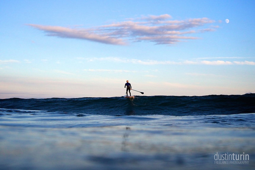 Hurricane Igor   Stand-Up Paddle Boarding (SUP)   September 2010