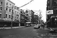 Little Italy, New York 1990