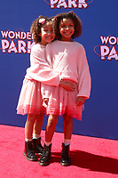 LOS ANGELES - MAR 10:  Dani Lane, Dannah Lane at the Wonder Park Premiere at the Village Theater on March 10, 2019 in Westwood, CA