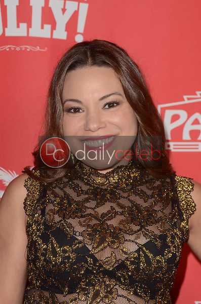 Gloria Garayua<br /> at the Hello Dolly! Los Angeles Premiere, Pantages Theater, Hollywood, CA 01-30-19<br /> David Edwards/DailyCeleb.com 818-249-4998