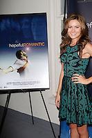 LOS ANGELES - NOV 9: Haviland Stillwell at the special screening of Matt Zarley's 'hopefulROMANTIC' at the American Film Institute on November 9, 2014 in Los Angeles, California