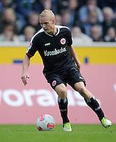FUSSBALL   1. BUNDESLIGA  SAISON 2012/2013   7. Spieltag   Borussia Moenchengladbach - Eintracht Frankfurt   07.10.2012 Sebastian Rode (Eintracht Frankfurt) Einzelaktion am Ball