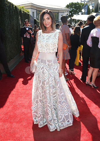PASADENA, CA - April 30: Courtney Laine Mazza, At 44th Annual Daytime Emmy Awards Roaming At The Pasadena Civic Auditorium In California on April 30, 2017. Credit: FS/MediaPunch