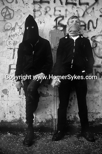 Belfast, Northern Ireland. 1981<br />