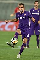 Milan Badelj Fiorentina <br /> Firenze 27-08-2017 Stadio Artemio Franchi Calcio Serie A Fiorentina - Sampdoria Foto Andrea Staccioli / Insidefoto