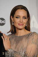 Angelina Jolie at the 86th Annual Academy Awards at the Dolby Theatre, Hollywood.<br /> March 2, 2014  Los Angeles, CA<br /> Picture: Paul Smith / Featureflash